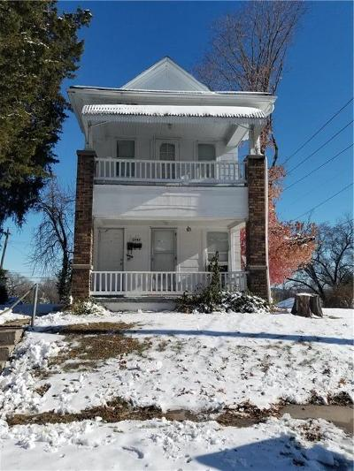 Kansas City MO Multi Family Home For Sale: $130,000