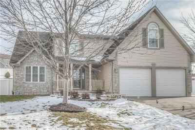Lansing Single Family Home For Sale: 632 Hillcrest Circle
