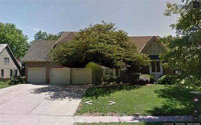 Leawood Single Family Home For Sale: 12413 High Drive