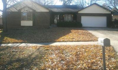 Shawnee County Single Family Home Auction: 807 SE 42nd Terrace