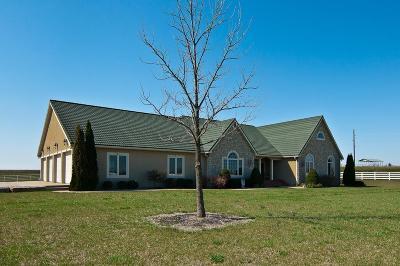 Basehor Single Family Home For Sale: 14971 Fairmount Road