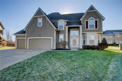 Olathe Single Family Home For Sale: 14429 S Blackfeather Drive