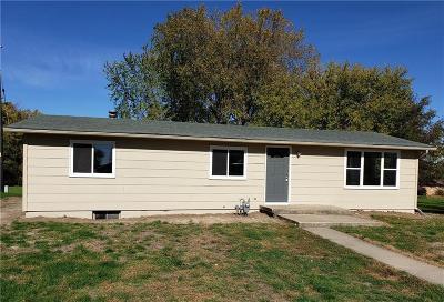 Bates City Single Family Home For Sale: 101 E Blackstone Street