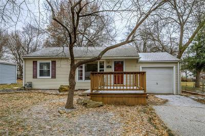 Single Family Home For Sale: 610 W 87th Street