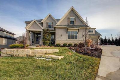 Overland Park Single Family Home For Sale: 16453 Garnett Street