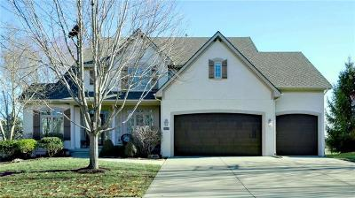 Overland Park Single Family Home For Sale: 5510 W 147th Terrace