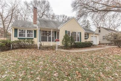 Overland Park Single Family Home For Sale: 6915 W 77th Terrace