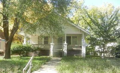 Single Family Home For Sale: 2510 Quincy Street
