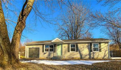 Warrensburg MO Single Family Home Show For Backups: $113,500