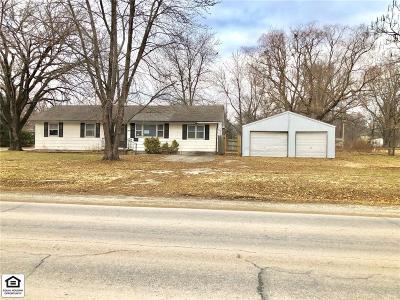 Bates County Single Family Home For Sale: 1000 E Walnut Street