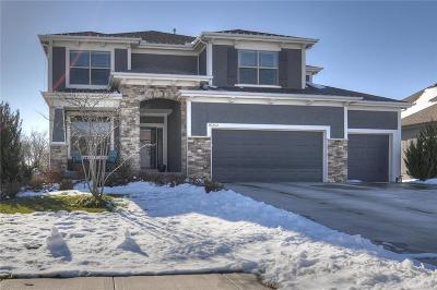 Olathe Single Family Home For Sale: 16243 W 163rd Terrace