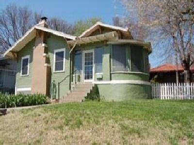 Wyandotte County Single Family Home Auction: 2112 State Avenue