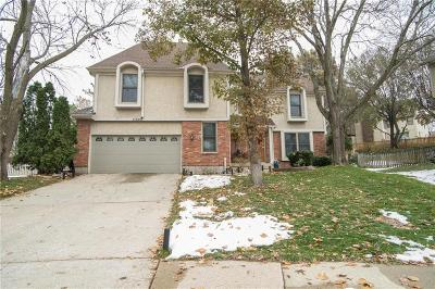 Overland Park Single Family Home For Sale: 11323 Grandview Street