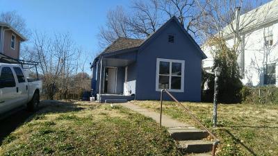 Kansas City Single Family Home For Sale: 1850 N 27th Street