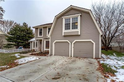 Overland Park Single Family Home For Sale: 11092 Century Lane