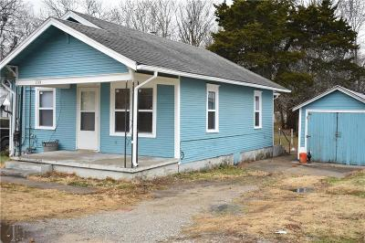 Miami County Single Family Home For Sale: 130 Parker Street