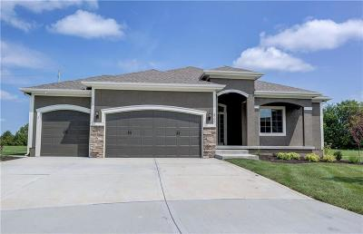 Olathe Single Family Home For Sale: 12270 S Quail Ridge Drive