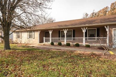 Ottawa Single Family Home For Sale: 1706 S Ash Street