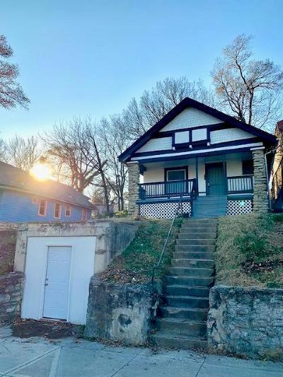 Kansas City Single Family Home For Sale: 4208 Virginia Avenue