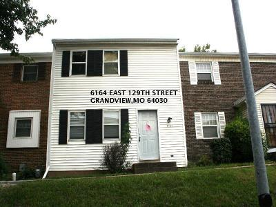 Grandview Condo/Townhouse For Sale: 6164 E 129 Street