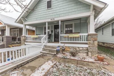 Kansas City Single Family Home Show For Backups: 4635 Terrace Street