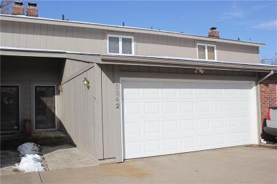 Shawnee County Condo/Townhouse For Sale: 5342 SW Chelsea Court