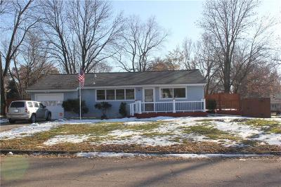 Shawnee County Single Family Home For Sale: 1817 SW Harp Place