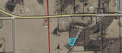 Tonganoxie KS Residential Lots & Land For Sale: $38,900