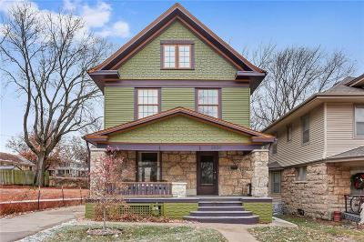 Single Family Home For Sale: 3930 Wyoming Street