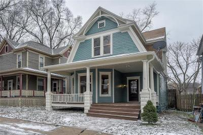 Excelsior Springs Single Family Home For Sale: 515 Benton Avenue
