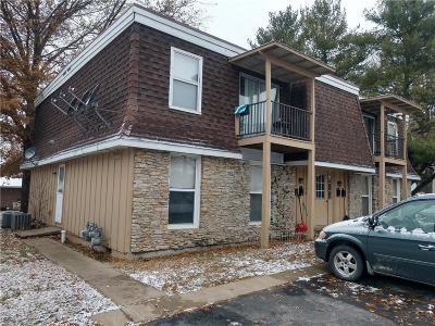 Multi Family Home For Sale: 706 N Thornton Street