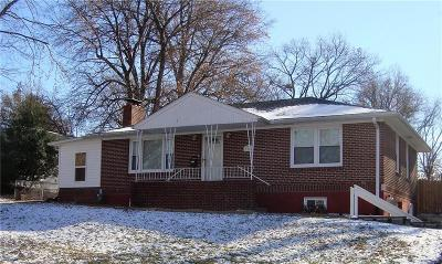 St Joseph Single Family Home For Sale: 3224 Brown Road