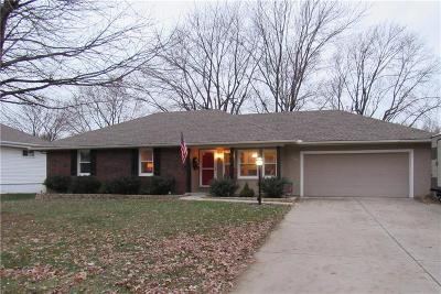 Raymore Single Family Home For Sale: 304 N Woodson Drive