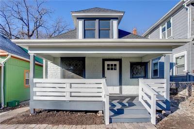 Kansas City Single Family Home For Sale: 4512 Tracy Avenue