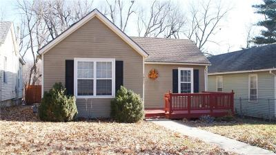 Leavenworth County Single Family Home For Sale: 1421 Kingman Street