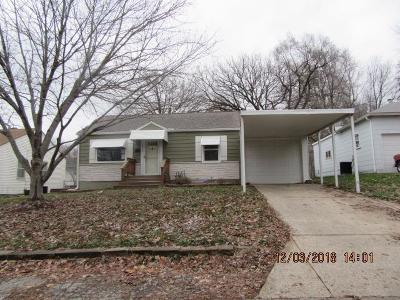 Independence Single Family Home For Sale: 2705 S Scott Avenue