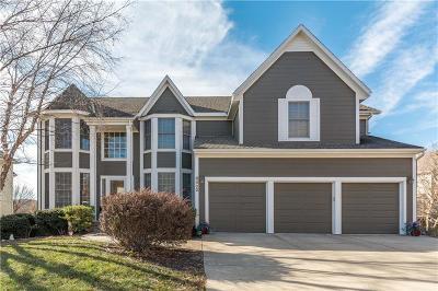 Single Family Home For Sale: 8402 Keller Court
