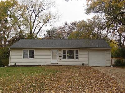 Single Family Home For Sale: 6320 Longview Road