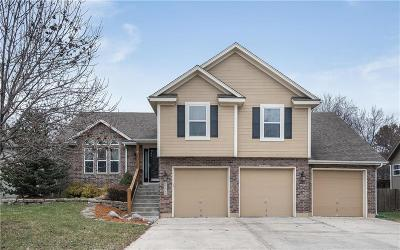 Grain Valley Single Family Home Show For Backups: 1108 NW Burr Oak Lane