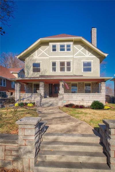Kansas City Single Family Home For Sale: 3626 Norledge Avenue