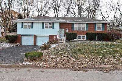Raytown Single Family Home For Sale: 8935 E 57th Street