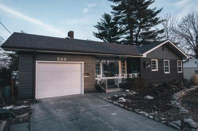 Lafayette County Single Family Home For Sale: 522 S Russell Street