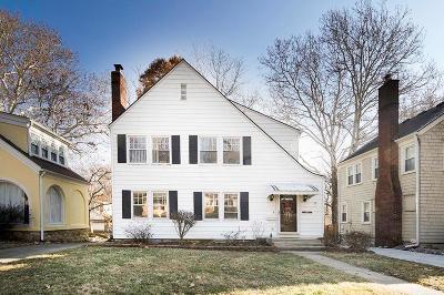 Kansas City Single Family Home For Sale: 6141 Locust Street