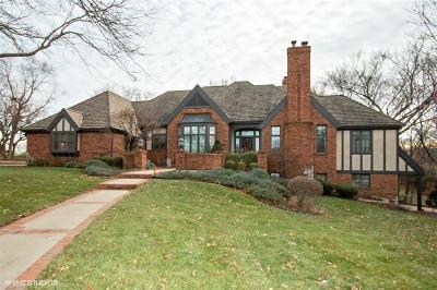 Olathe Single Family Home For Sale: 10720 S Cedar Niles Circle