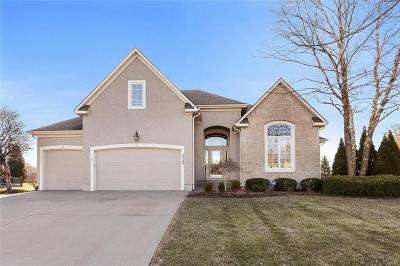 Leawood Single Family Home Show For Backups: 3049 W 143rd Terrace