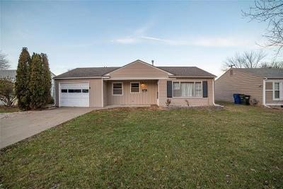 Lawrence KS Single Family Home Show For Backups: $95,000
