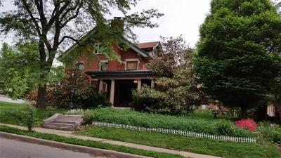 Kansas City Single Family Home For Sale: 3601 Charlotte Street