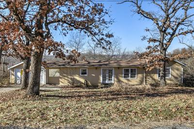 Kansas City Single Family Home For Sale: 9514 Red Bud Road