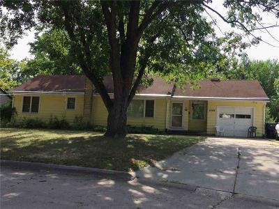 Shawnee County Single Family Home Auction: 1929 SW Burnett Road