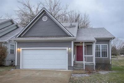 Kansas City Single Family Home For Sale: 708 E 125th Street